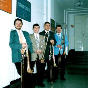 Krakowski Kwartet Puzonowy